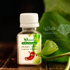 داروی گیاهی معده